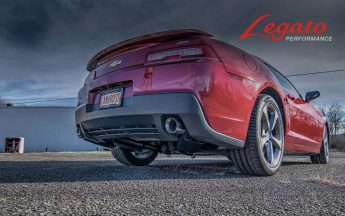 Legato Performance Review   Ford Mustang GT Exhaust Systems