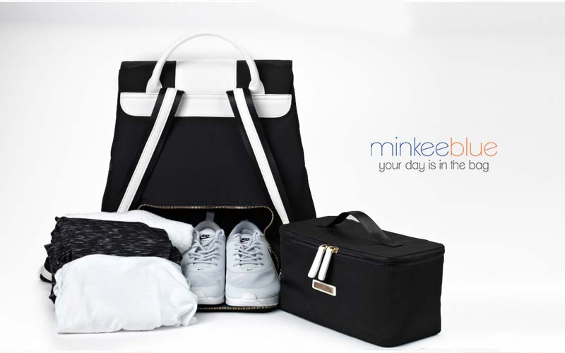 f5ff6a382 Minkee Blue Review | The Highly Functioanal Travel And Work Bags