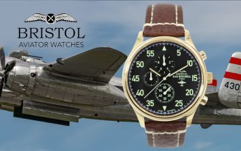Bristol Watch Company Review | Get The Extraordinary Classic Aviator Watches