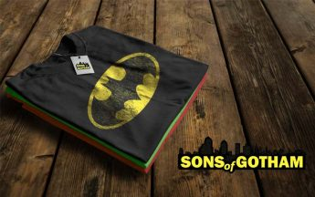 Sons Of Gotham Review | Get The Best Superhero T-Shirts