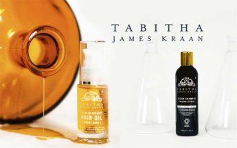 Tabitha James Kraan Review | High Performance Organic Hair Care