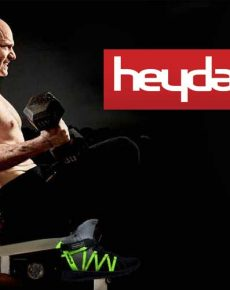Heyday Footwear Review | The Ultimate Gym Sneakers For Body Building