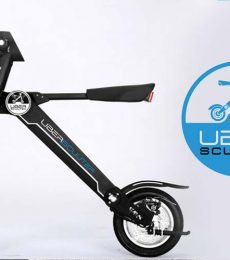 Uber Scuuter Review | Amazing Folding Electric Scooters