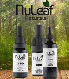 Nuleaf Naturals Review | High-Grade Organic CBD Oil