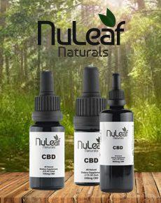 Nuleaf Naturals Review | High-Grade Organic CBD Oil